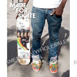 Made for Skate, The Illustrated History of Skateboard Footwear by Jurgen Blumlein, 9781584233978.