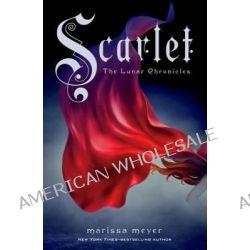 Scarlet by Marissa Meyer, 9781410456236.