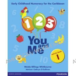 1, 2, 3, You and Me Activity Book 1, 9781408277751.