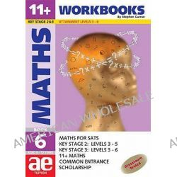 11+ Maths: Workbook Bk. 6, Maths for SATS, 11+ and Common Entrance by Stephen C. Curran, 9781904257059.