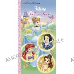 12 Princess Stories by Random House Disney, 9780736423519.