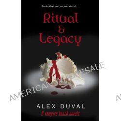 2 Books in 1 Book : Vampire Beach Bindup: Ritual & Legacy, Ritual/Legacy by Alex Duval, 9781862308978.