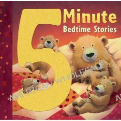 5 Minute Bedtime Stories by Little Tiger Press, 9781848955516.