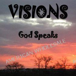 Visions, God Speaks by Freddie Power, 9781438933160.