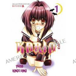 Wampirzyca Karin - tom 1 - Y. Kagesaki