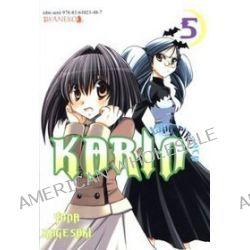 Wampirzyca Karin - tom 5 - Yuna Kagesaki