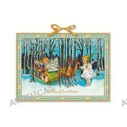 Bücher: A Merry Christmas. Adventskalender  von Barbara Behr