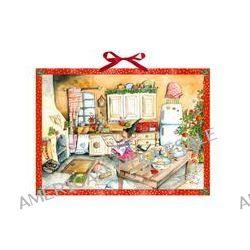 Bücher: Eins, zwei, drei, Weihnachtsbäckerei Adventskalender  von Julia Ginsbach