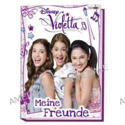 Bücher: Disney Violetta Freundebuch
