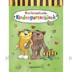 Bücher: Janosch Kindergartenblock  von Janosch