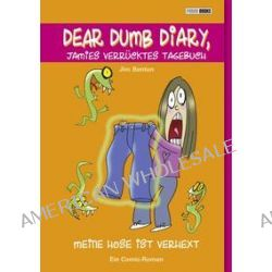 Bücher: Dear Dumb Diary, Jamies verrücktes Tagebuch 02  von Jim Benton