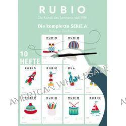 Bücher: RUBIO - Malen & Zeichnen - Komplette Serie A0 bis A9  von Enrique Rubio