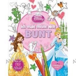 Bücher: Disney Prinzessin Mach meine Welt bunt  von Walt Disney