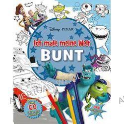 Bücher: Disney Pixar Mach meine Welt bunt  von Walt Disney