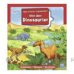 Bücher: Was steckt dahinter? Alles über Dinosaurier  von Double-u double-u GmbH