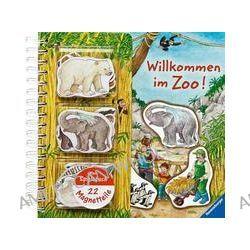 Bücher: Willkommen im Zoo!  von Kyrima Trapp