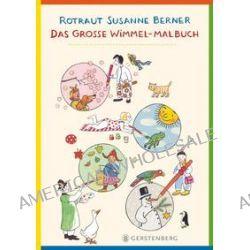 Bücher: Das große Wimmel-Malbuch  von Rotraut Susanne Berner