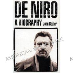 De Niro, A Biography by John Baxter, 9780006532309.