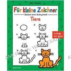Bücher: Für kleine Zeichner - Tiere  von Nico Fauser