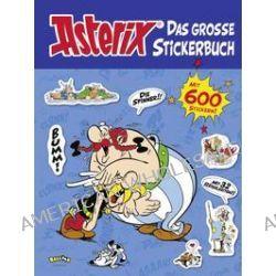Bücher: Asterix: Das große Stickerbuch  von Albert Uderzo