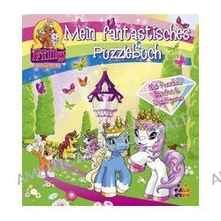 Bücher: Filly Unicorn.  Mein fantastisches Puzzlebuch  von Judith Hüller