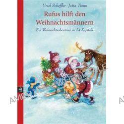 Bücher: Rufus hilft den Weihnachtsmännern  von Ursel Scheffler