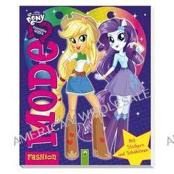 Bücher: My Little Pony - Equestria Girls Modebuch (lila)