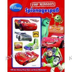 Bücher: Disney: Activity Pixar Spionagespaß  von Pixar,Walt Disney