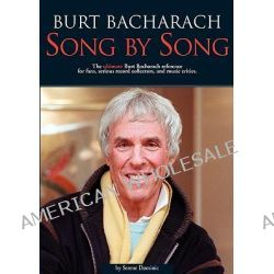 The Little Red Book of Burt Bacharach, Song by Song by Serene Dominic, 9780825672804.