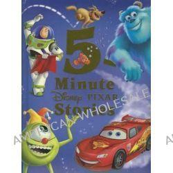 5-Minute Disney/Pixar Stories by Disney Press, 9781423165200.