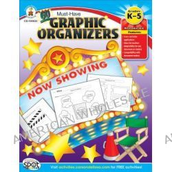 60 Must-Have Graphic Organizers, Grades K - 5 by Ginger Baggette, 9781609964733.