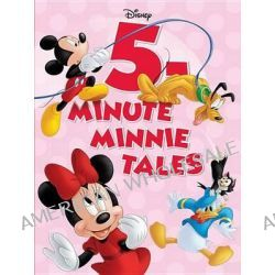 5-Minute Minnie Tales by Disney Book Group, 9781484704523.