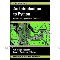 An Introduction to Python by Guido Van Rossum, 9781906966133.
