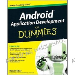 Android Application Development for Dummies by Donn Felker, 9780470770184.
