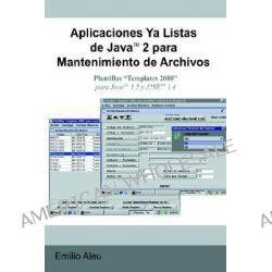 """Aplicaciones YA Listas de Javat 2 Para Mantenimiento de Archivos : Plantillas """"Templates 2000"""" Para Java T 1.2 y J2set 1"""