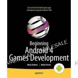 Beginning Android 4 Games Development, APRESS by Mario Zechner, 9781430239871.