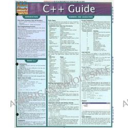C++ Guide, Reference Guide by BarCharts, Inc., 9781423202639.