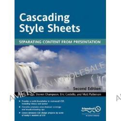 Cascading Style Sheets, Separating Content from Presentation by Owen Briggs, 9781590592311.