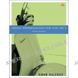 Cocoa Programming for Mac OS X by Aaron Hillegass, 9780321503619.