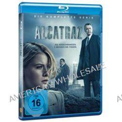 Film: Alcatraz - Die komplette Serie  von Jack Bender,Paul A. Edwards mit Sarah Jones,Jorge Garcia,Sam Neill