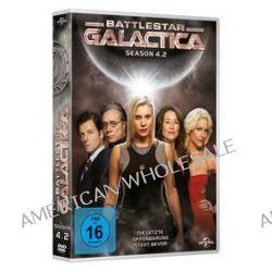 Film: Battlestar Galactica Season 4 / Vol. 2 / 2. Auflage  von Michael Rymer,Michael Nankin,Rod Hardy,Sergio Mimica-Gezz