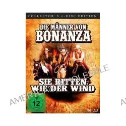 Film: Die Männer von Bonanza - Sie ritten wie der Wind - Collector`s 2-Disc Edition  von William Whitney mit Lorne Greene,Dan Blocker,Michael Landon