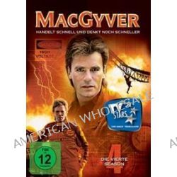Film: MacGyver - Season 4  von William Gereghty mit Richard Dean Anderson,Dana Elcar,Bruce McGill,Teri Hatcher,Michael Des Barres