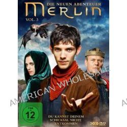 Film: Merlin - Die neuen Abenteuer - Vol. 3  von Ed Fraiman,James Hawes,Jeremy Webb,Dave Moore,Stuart Orm mit Colin Morgan,Bradley James,Richard Wilson,Anthony Head,Angel Coulby