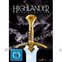 Film: Highlander - Die Quelle der Unsterblichkeit  von Brett Leonard mit Adrian Paul,Thekla Reuten,Cristian Solimeno,Peter Wingfield,Jim Byrnes
