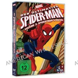 Film: Marvel - Der ultimative Spider-Man - Volume 3: Spider-Man`s Rache  von Alex Soto,Jeff Allen,Philip Pignotti,Tim Eldred,Gary Hartle