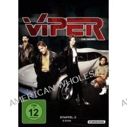 Film: Viper - 2. Staffel  von Bruce Bilson,Mario Azzopardi mit James McCaffrey,Dorian Harewood,Joe Nipote,Lee Chamberlin