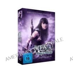 Film: Xena: Warrior Princess - Staffel 6  von Robert G. Tapert,Chris Manheim mit Lucy Lawless,Renee O`Connor