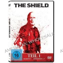 Film: The Shield - Season 5.1  von Scott Brazil,John Badham,Guy Ferland mit Michael Chiklis,CCH Pounder,Benito Martinez