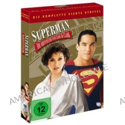 Film: Superman: Die Abenteuer von Lois & Clark - Staffel 4  von Joe Shuster,Jerry Siegel mit Dean Cain,Teri Hatcher,Lane Smith,Justin Whalin,Eddie Jones